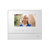 4.3inch,  Video hands-free indoor station (White)