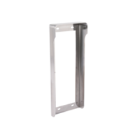Flat External Units- Rain-proof frame in AISI 316 stainless steel for Z1001-Z100D entrance panels