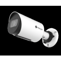 2MP H.265+ Vandal-proof Mini Bullet Network Camera 6mm PB