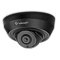 2MP IR Mini Dome Camera 6mm - Black Housing