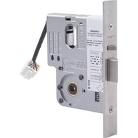 3579 Electric Mortice Lock 60mm Backset Monitored with Key Override PTO/PTL 12-24V DC (SCEC)