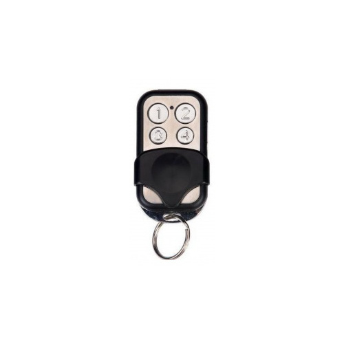UNIKEY 4 Button Remote fitted with HID iClass tag, Wiegand output, with sliding cover